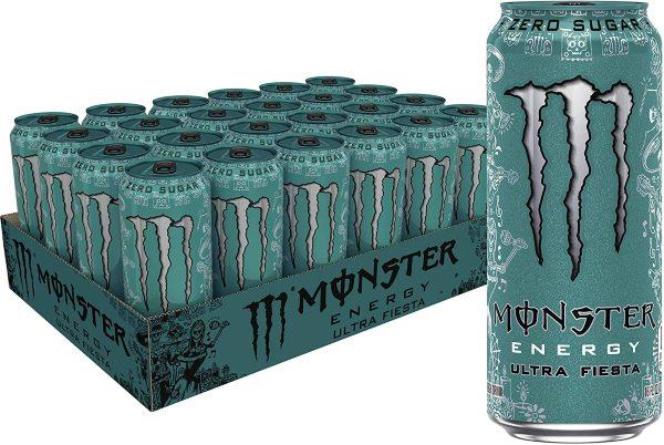 Monster Energy Fiesta 500ml (24-pack)
