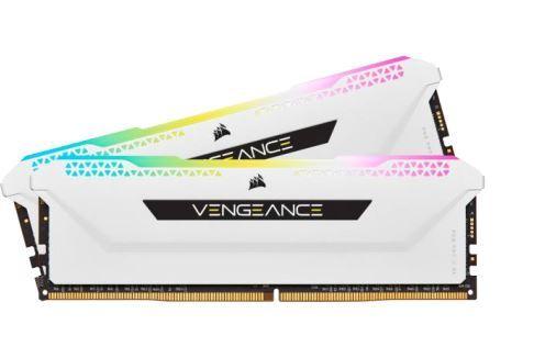 Corsair Vengeance RGB PRO SL 16GB (2x8GB) / 3200MHz / DDR4 / CL16 / CMH16GX4M2E3200C16W