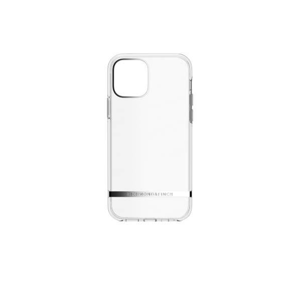 iPhone 12 Mini/ Richmond & Finch - Clear (Fyndvara - Klass 1)