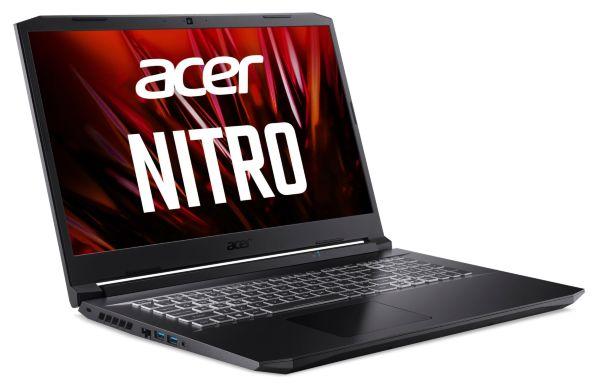 "Acer Nitro 5 / 17.3"" / FHD / IPS / 144Hz / R7 5800H / 16GB /  1TB / GTX 3070 / Win 10"