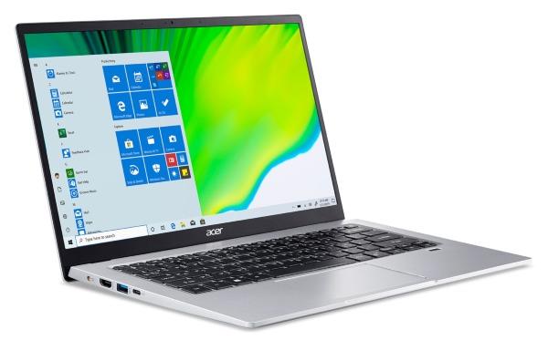 "Acer Swift 1 / 14"" / FHD / IPS / N5030 / 4GB / 128GB / UHD 605 / Win 10"
