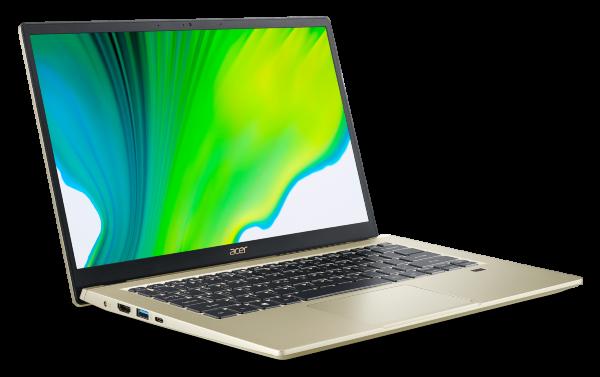 """Acer Swift 3X / 14"""" / FHD / IPS / i7-1165G7 / 16GB / 1TB / Intel Iris Xe MAX / Win 10"""