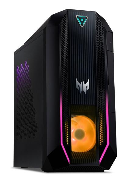 Acer Predator Orion 3000 PO3-620 / i5-10400F / 16GB / 512GB / RTX 3060Ti / Win 10