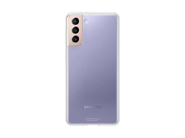 Samsung Galaxy S21 Plus / Cear Cover - Transparent