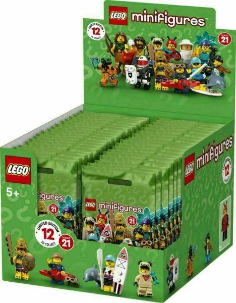 LEGO Minifigurer -  Serie 21 - 71029 (36 st)