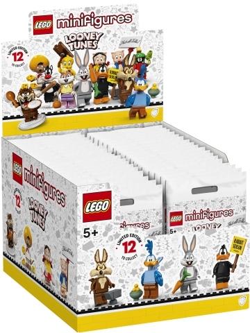 LEGO Minifigurer - Looney Tunes - 71030 (36 st)