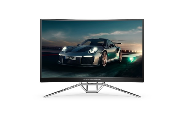 "AOC PD27 / 27"" / QHD / 1ms / 240Hz / 2xHDMI,DP / Curved / FreeSync"