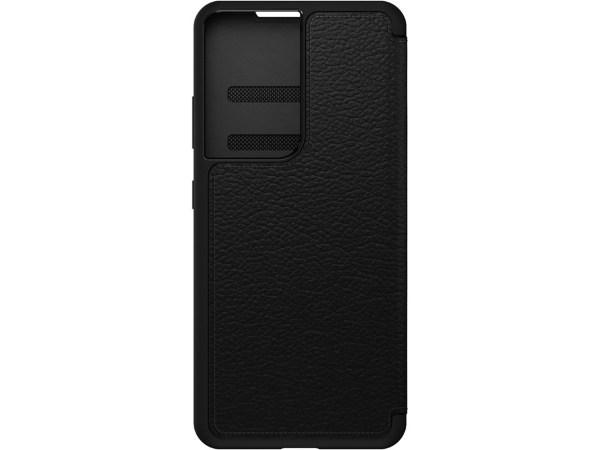 Samsung Galaxy S21 Ultra 5G Shadow / OtterBox / Strada - Svart