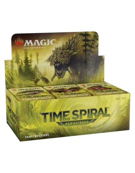 Magic the Gathering: Time Spiral Remastered Draft Display (36 boosters)