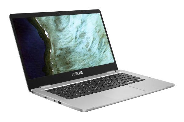 "ASUS Chromebook 14 / 14"" / FHD / N3350 / 8GB / 32GB / Intel HD 500 / Chrome"