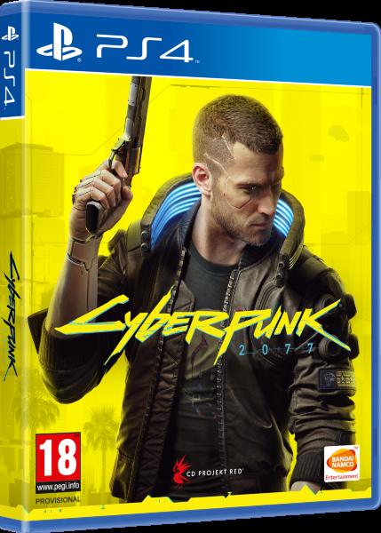 Cyberpunk 2077 (Fyndvara - Klass 1)