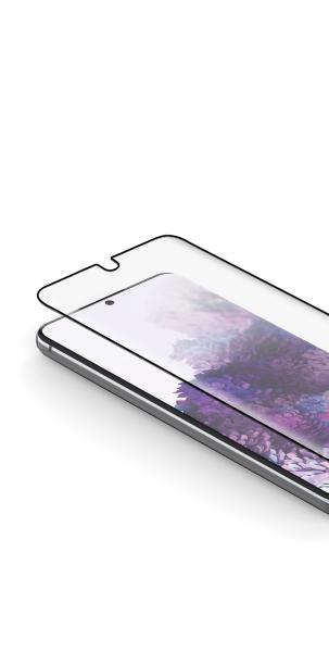 Samsung S20 / Belkin ScreenForce Tempered Curve Screen Protection (Fyndvara - Klass 1)