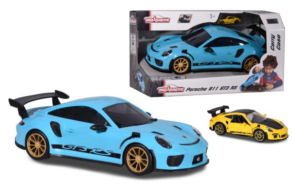 Majorette Porsche 911 G3 RSW Förvaringsbox