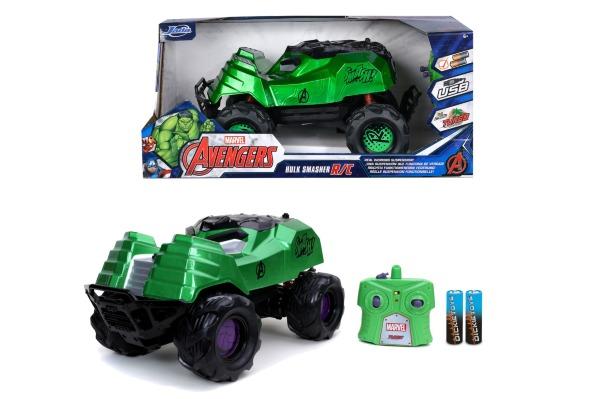 Jada Toys Radiostyrd Marvel Hulk Smasher