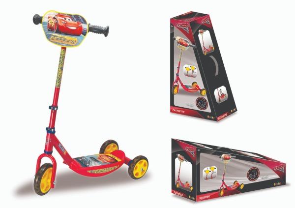 Bilar 3 Scooter Trehjuling