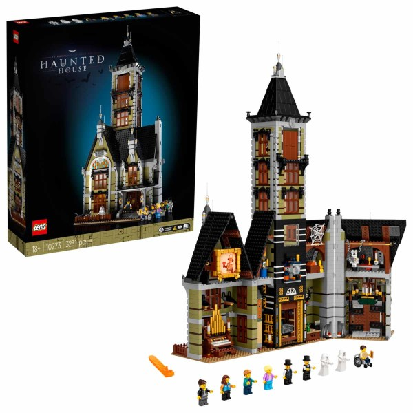 LEGO Creator Expert Spökhus 10273