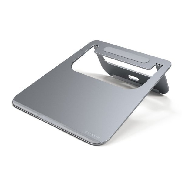Satechi Aluminium Laptop Stand - Space Grey (Fyndvara - Klass 1)