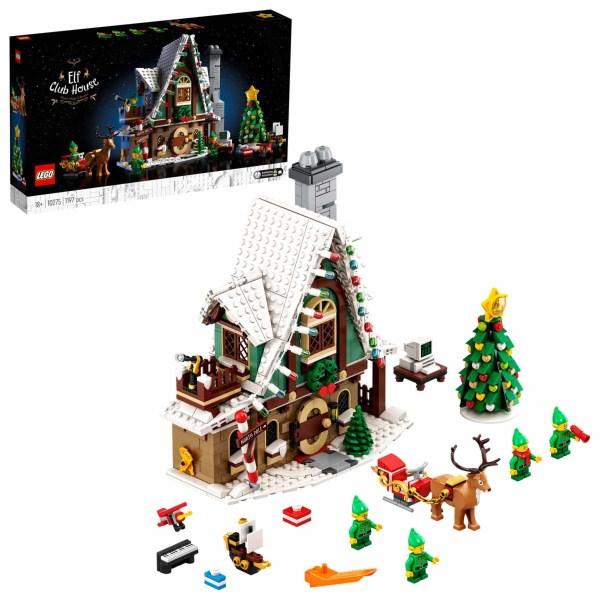 LEGO Creator Expert Nissarnas Klubbhus 10275
