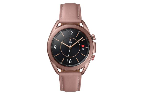Galaxy Watch 3 41mm LTE - Brons (Refurb)