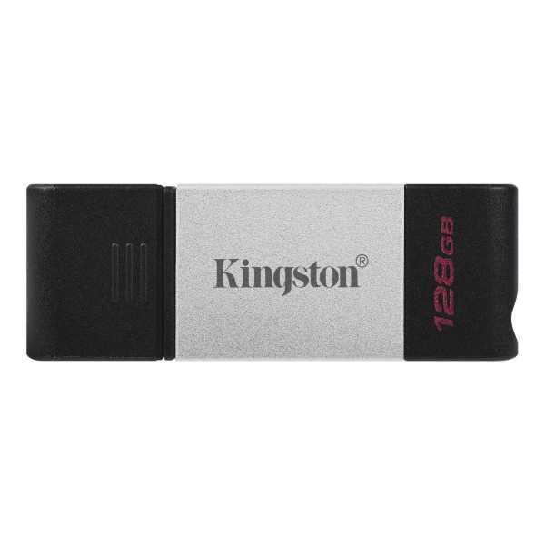 Kingston DataTraveler 80 Type-C / 128GB (Fyndvara - Klass 2)