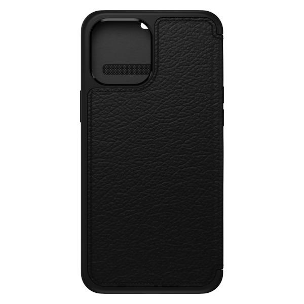 iPhone 12 Pro Max / OtterBox / Strada - Svart (Fyndvara - Klass 1)