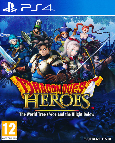Dragon Quest Heroes World Tree (PS4)