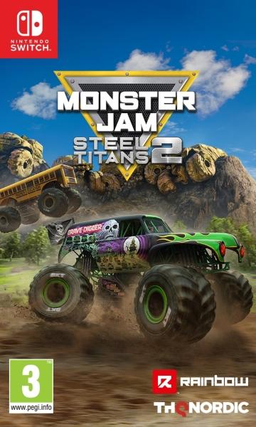 Monster Jam Steel Titans 2 (NS)