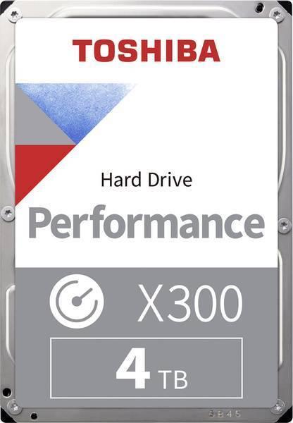 Toshiba X300 4TB (Fyndvara - Klass 1
