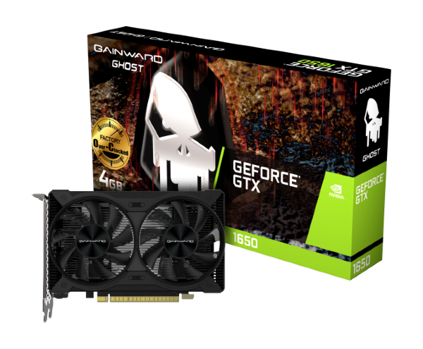 Gainward GeForce GTX 1650 GHOST OC 4GB