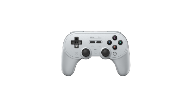 8Bitdo Pro 2 Gamepad Gray Edition