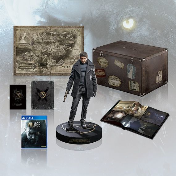 Resident Evil Village Collectors Edition (PS4)