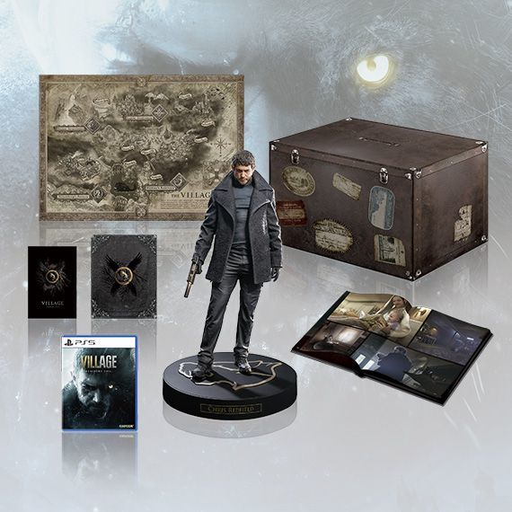 Resident Evil Village Collectors Edition (PS5)