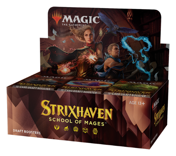 Magic the Gathering: Strixhaven Draft Display (36 boosters)