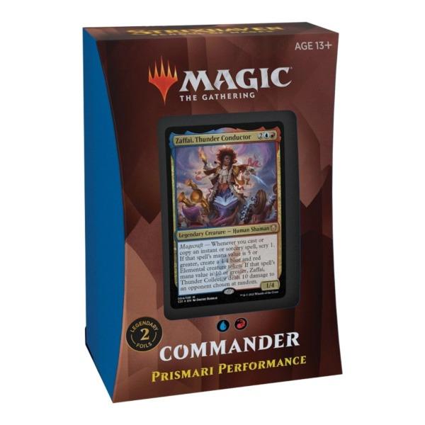 Magic the Gathering: Strixhaven Commander Deck 1