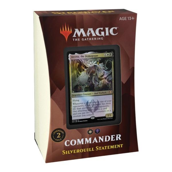 Magic the Gathering: Strixhaven Commander Deck 2