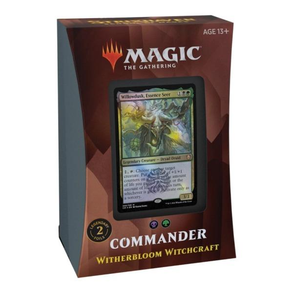 Magic the Gathering: Strixhaven Commander Deck 3
