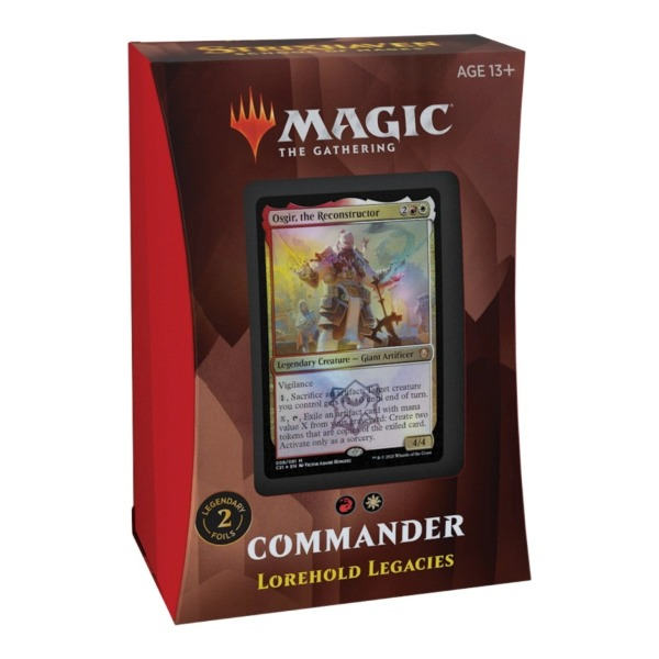 Magic the Gathering: Strixhaven Commander Deck 4