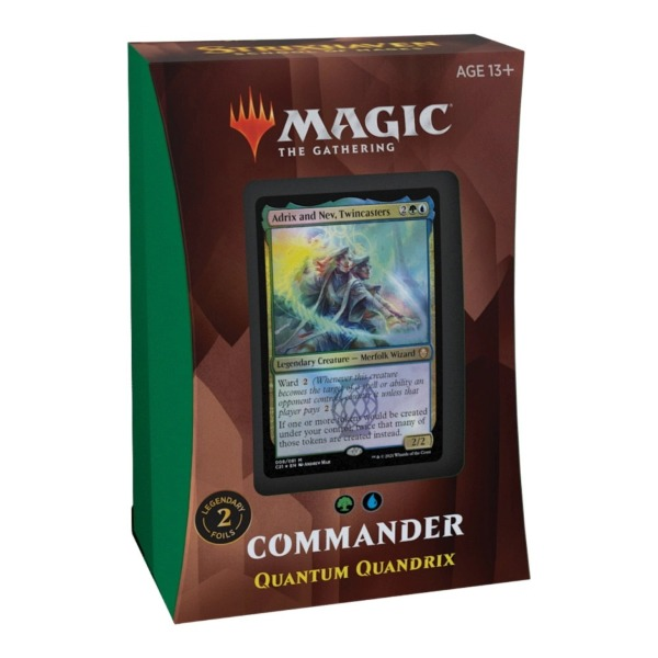 Magic the Gathering: Strixhaven Commander Deck 5