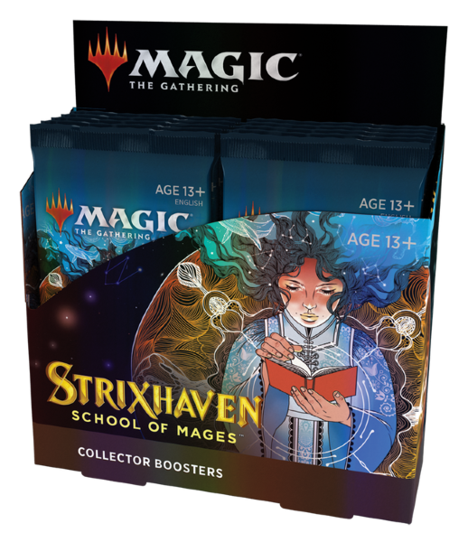 Magic the Gathering: Strixhaven Collectors Display (12 boosters)