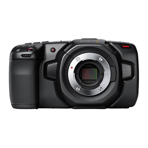 Blackmagic - Pocket Cinema Camera 4K