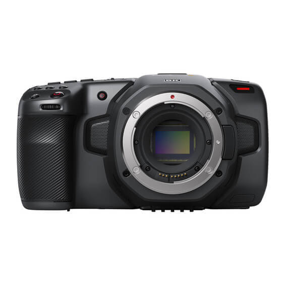 Blackmagic - Pocket Cinema Camera 6K