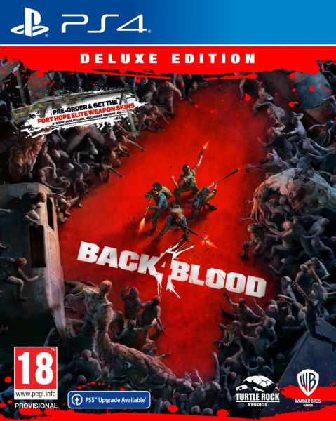 Back 4 Blood Deluxe Edition (PS4)