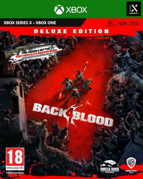 Back 4 Blood Deluxe Edition (XBSX/XBO)
