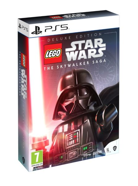 Lego Star Wars The Skywalker Saga Deluxe Edition (PS5)