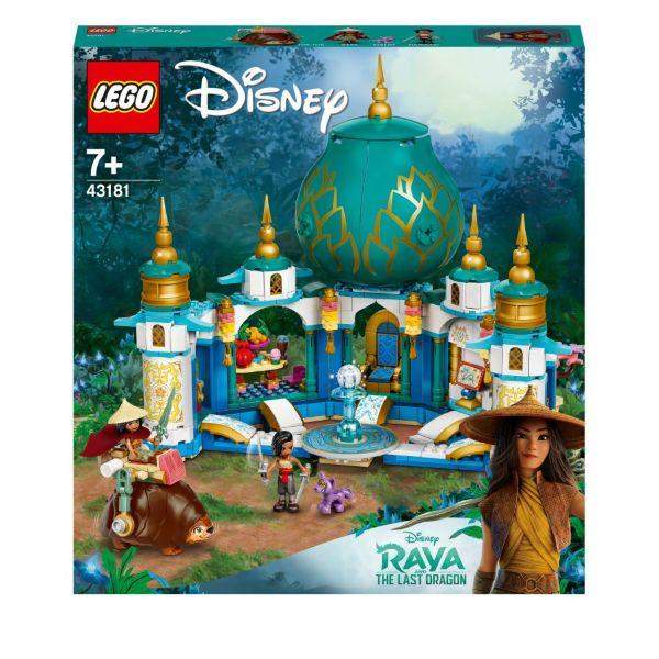 LEGO Disney Princess Raya och hjärtpalatset 43181