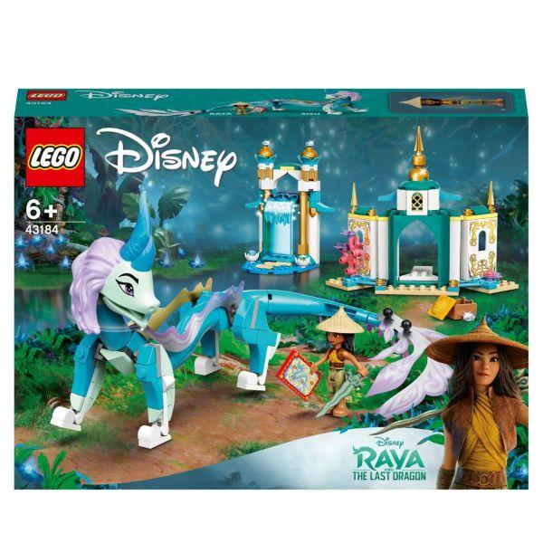 LEGO Disney Princess Raya och draken Sisu 43184