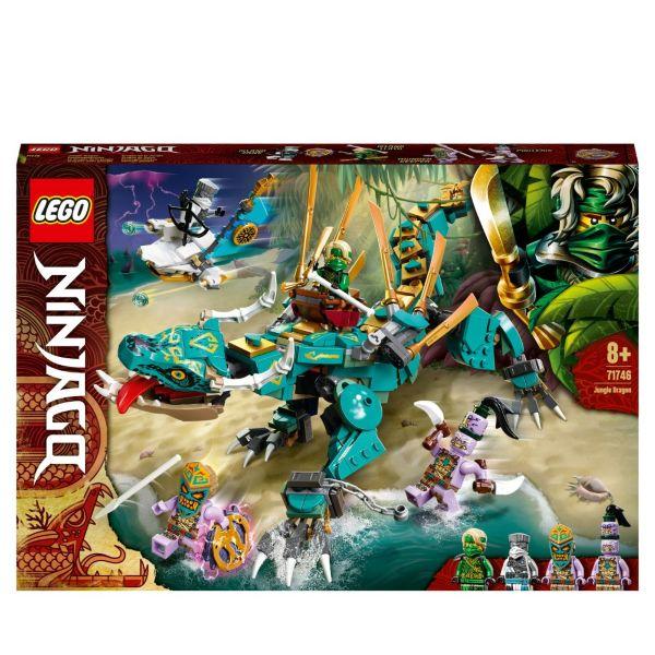 LEGO Ninjago Djungeldrake 71746