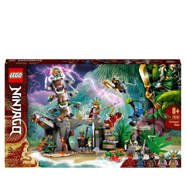 LEGO Ninjago Väktarnas by 71747