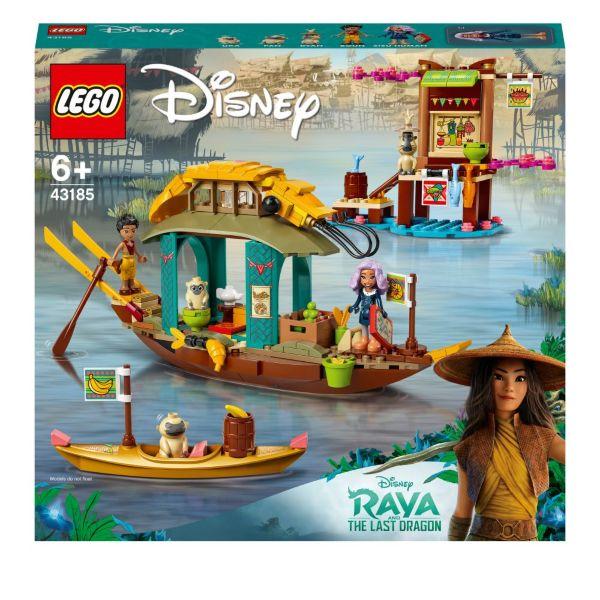 LEGO Disney Princess Bouns båt 43185
