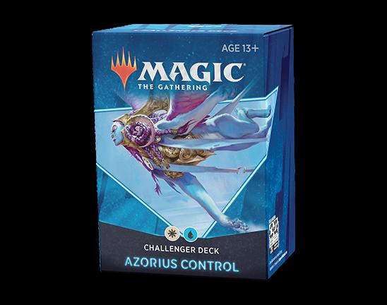 Magic The Gathering Challenger Deck 2021 - Azorius Control